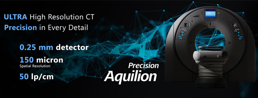 Aquilion Precision