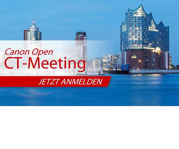 Canon Open CT-Meeting Hamburg