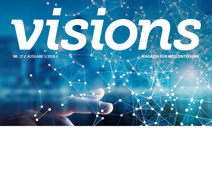 Visions 27 Kundenmagazin