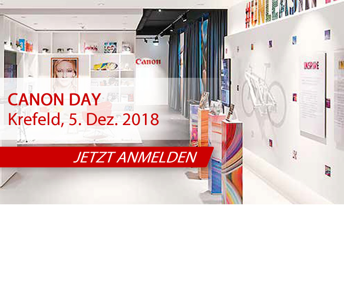 Canon Experience Day – Ultraschall-Demo-Tag – Krefeld