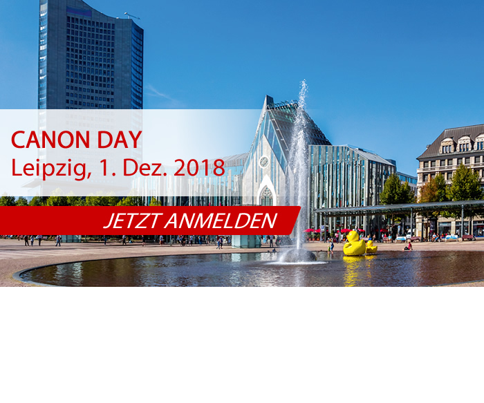Canon Day – Ultraschall-Demo-Tag – Leipzig