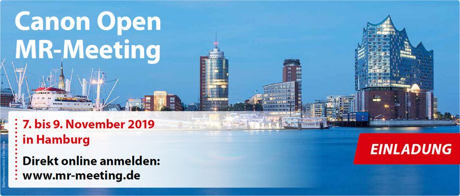 Canon Open MR-Meeting, Hamburg 2019
