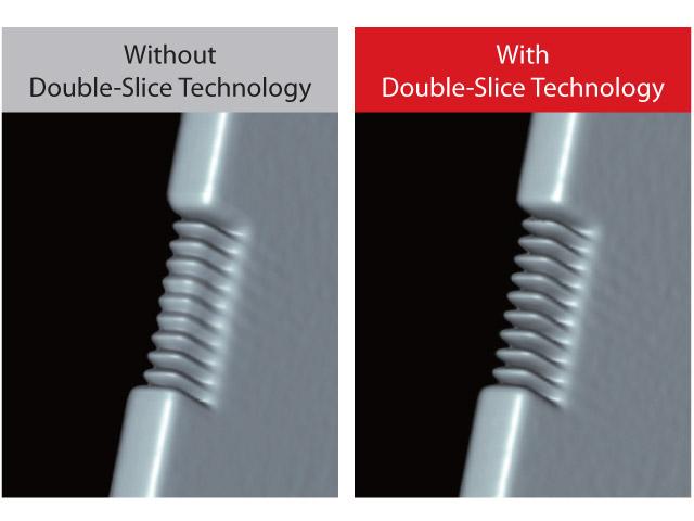 Double-Slice Technology